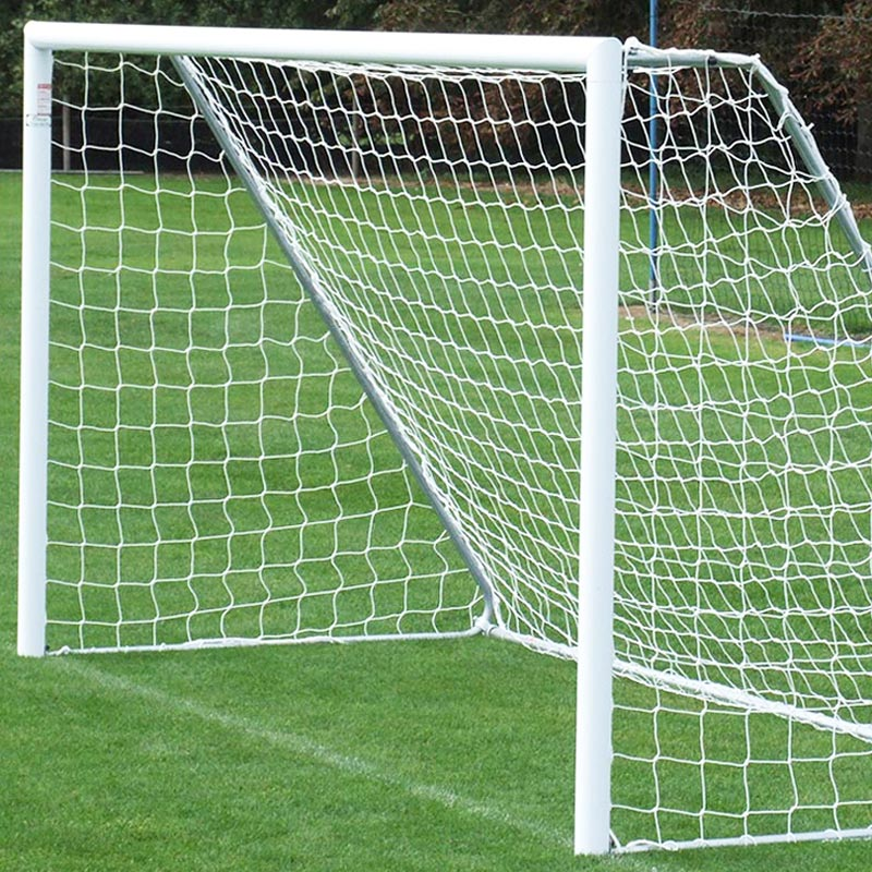Harrod Sport 16ft x 6ft Freestanding Aluminium Football Posts