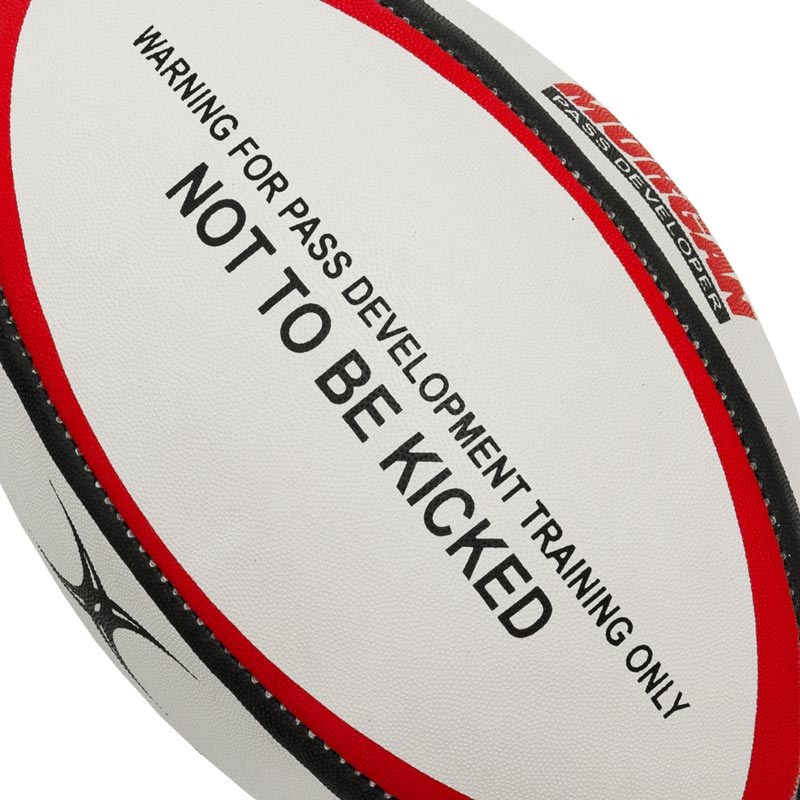 Gilbert Morgan Pass Developer Rugby Ball