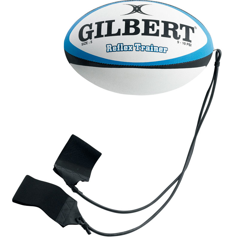 Gilbert Reflex Trainer Rugby Ball