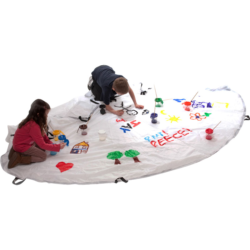PLAYM8 Paint Your Own Play Parachute