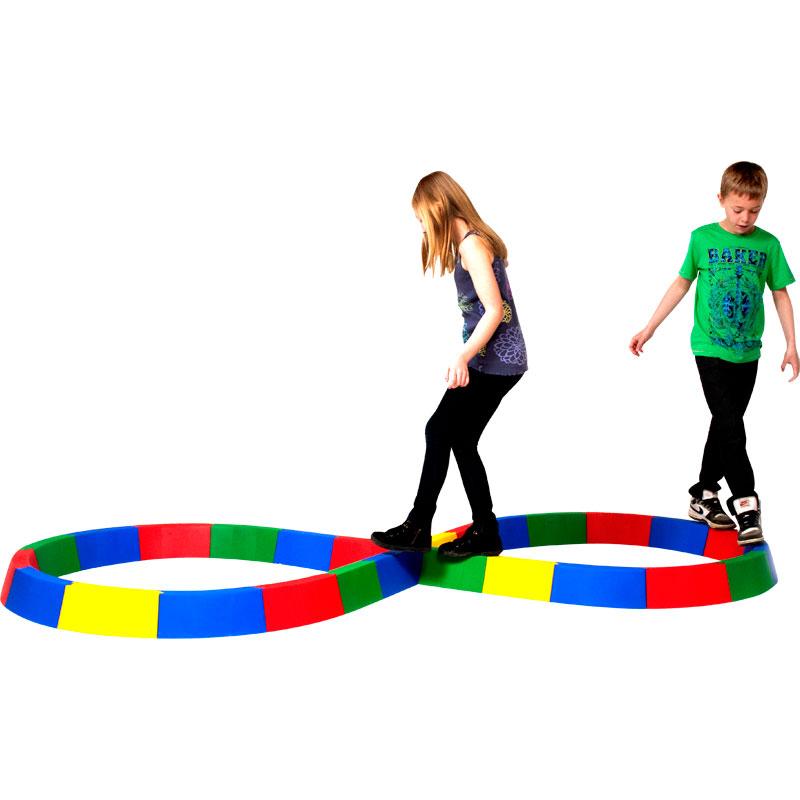 PLAYM8 Balance Walkway