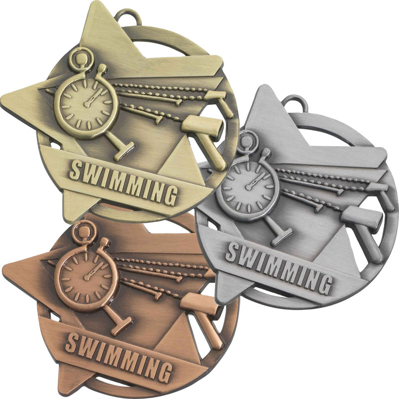 Swimming Medal