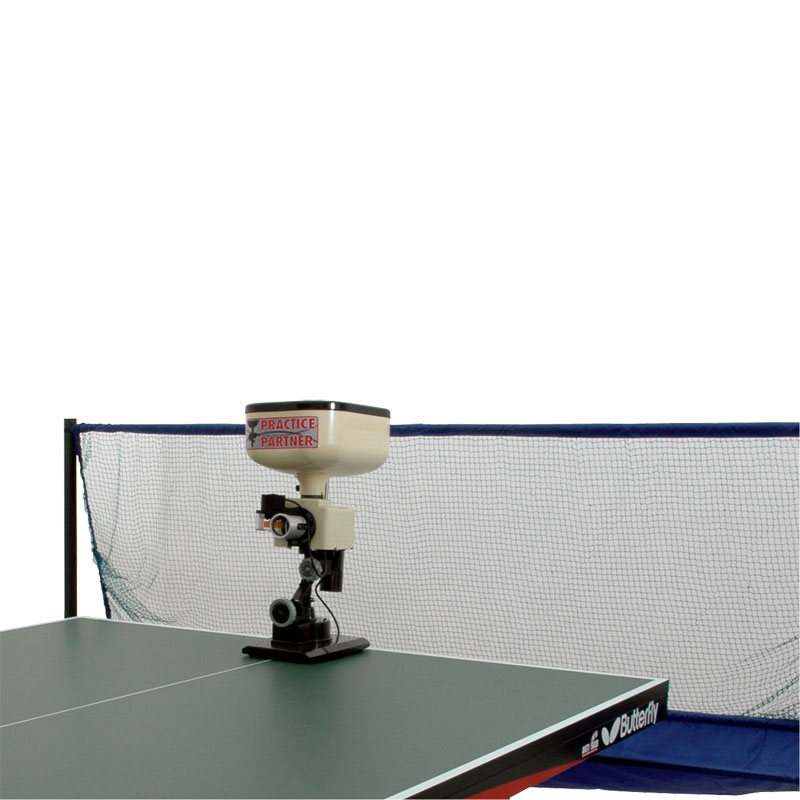 Practice Partner 20 Table Tennis Robot with Net