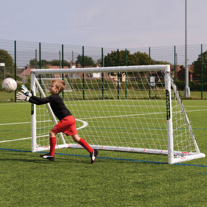 Harrod Sport 8ft x 4ft Pro Shot Football Polygoal