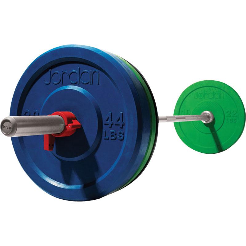 Jordan Steel Olympic Weight Bar