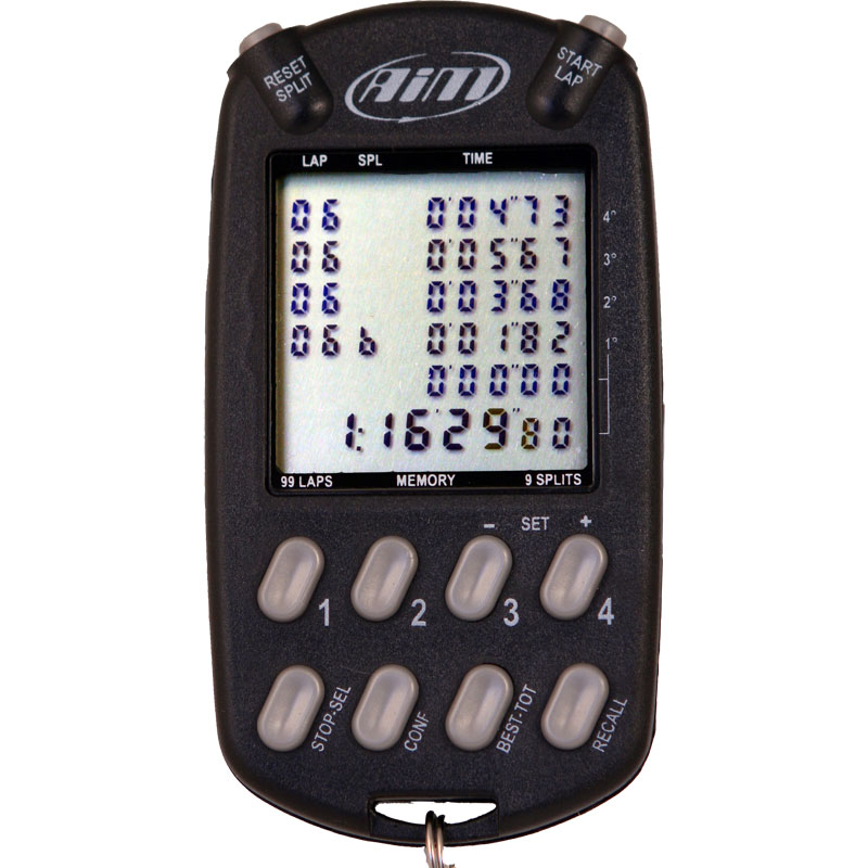 AIM MultiChron 4 Competitor Stopwatch
