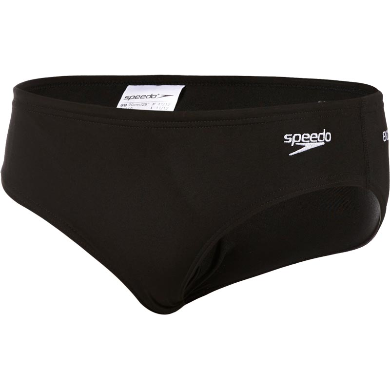 Speedo Boys Endurance+ Swimming Trunks Black