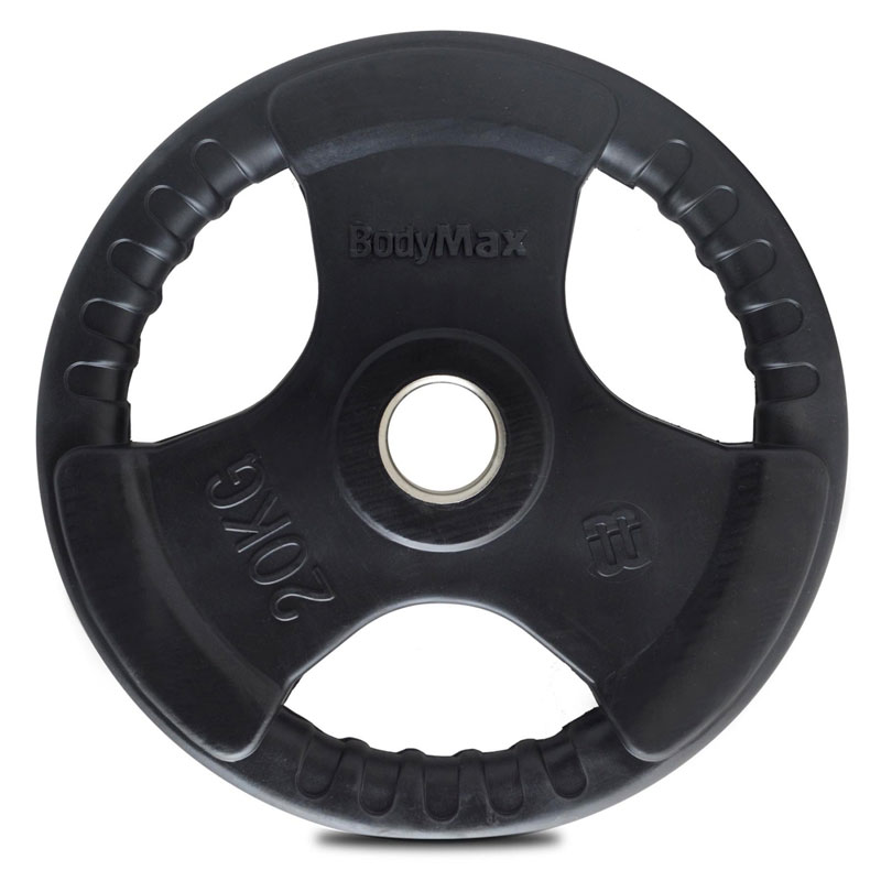 Bodymax Olympic Rubber Radial Grip Plate