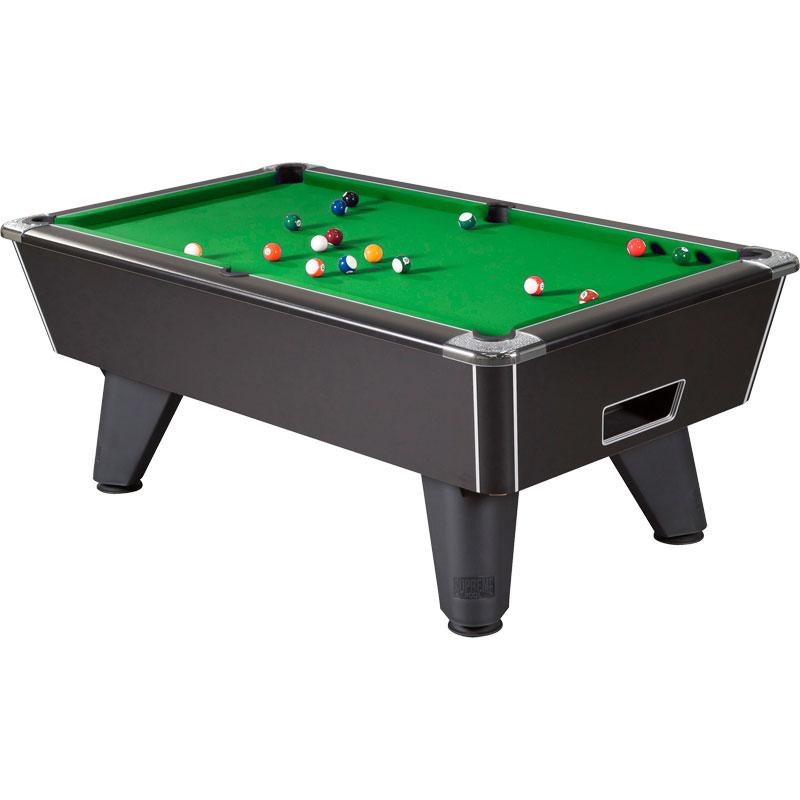 Mightymast winner 7ft slate bed pool table for 1 slate pool table