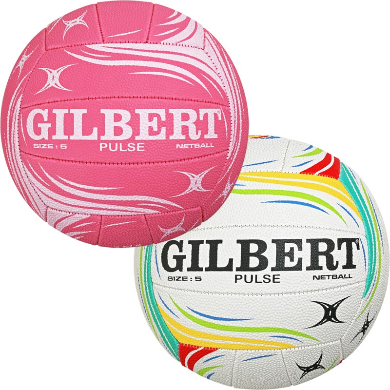 Gilbert Pulse Match Netball