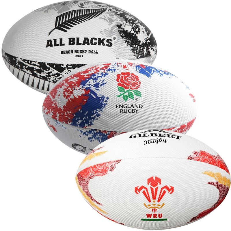 Gilbert International Beach Rugby Ball