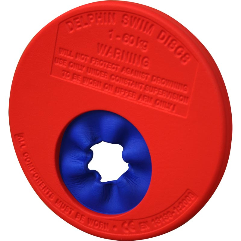 Delphin Discs Swimming Aid Junior
