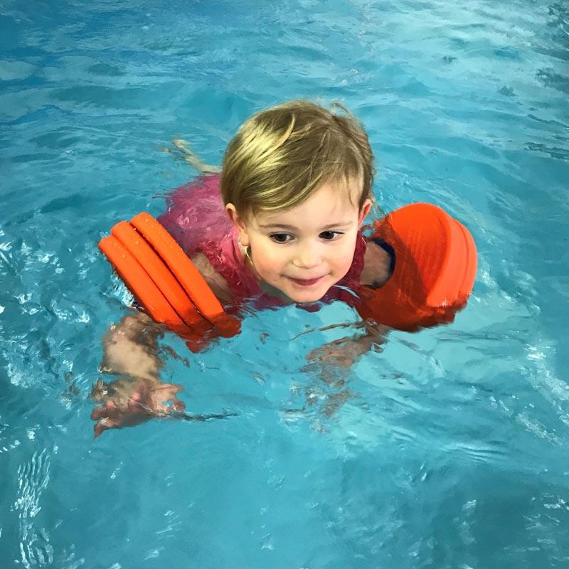 Delphin Discs Swimming Aid Junior