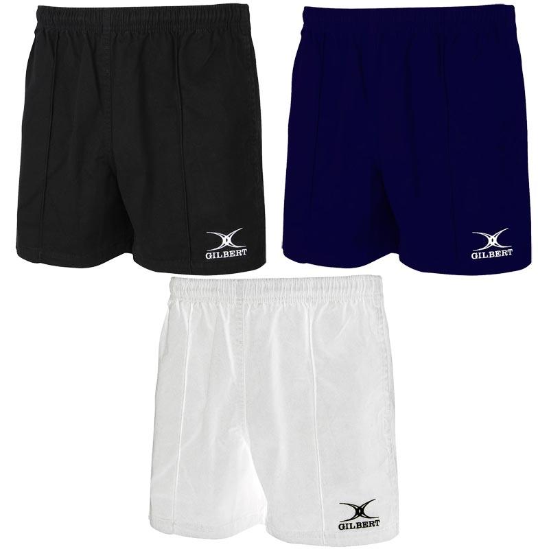 Gilbert Kiwi Pro Senior Rugby Shorts