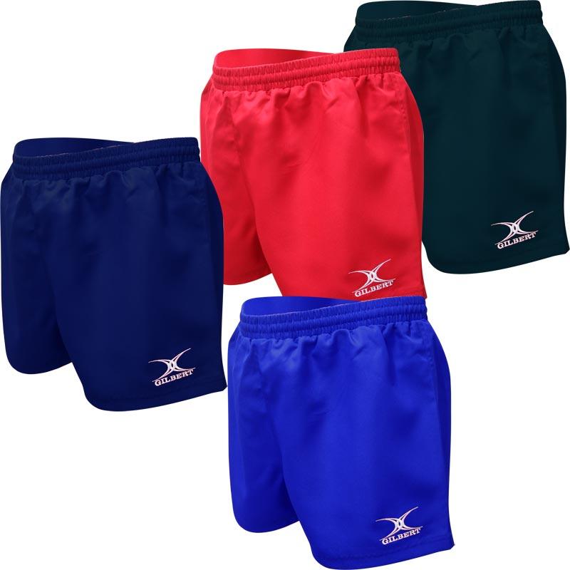 Gilbert Saracen Junior Rugby Shorts