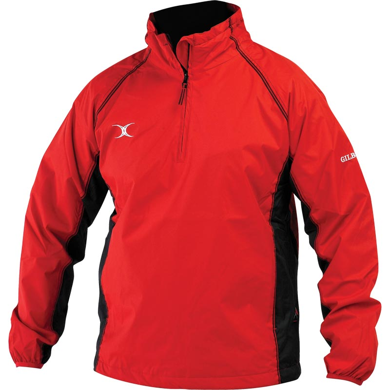 Gilbert Storm Junior Rugby Jacket