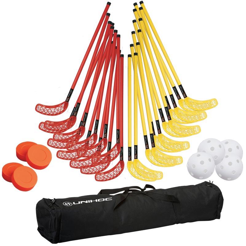 Unihoc Floorball Original Coaching Set