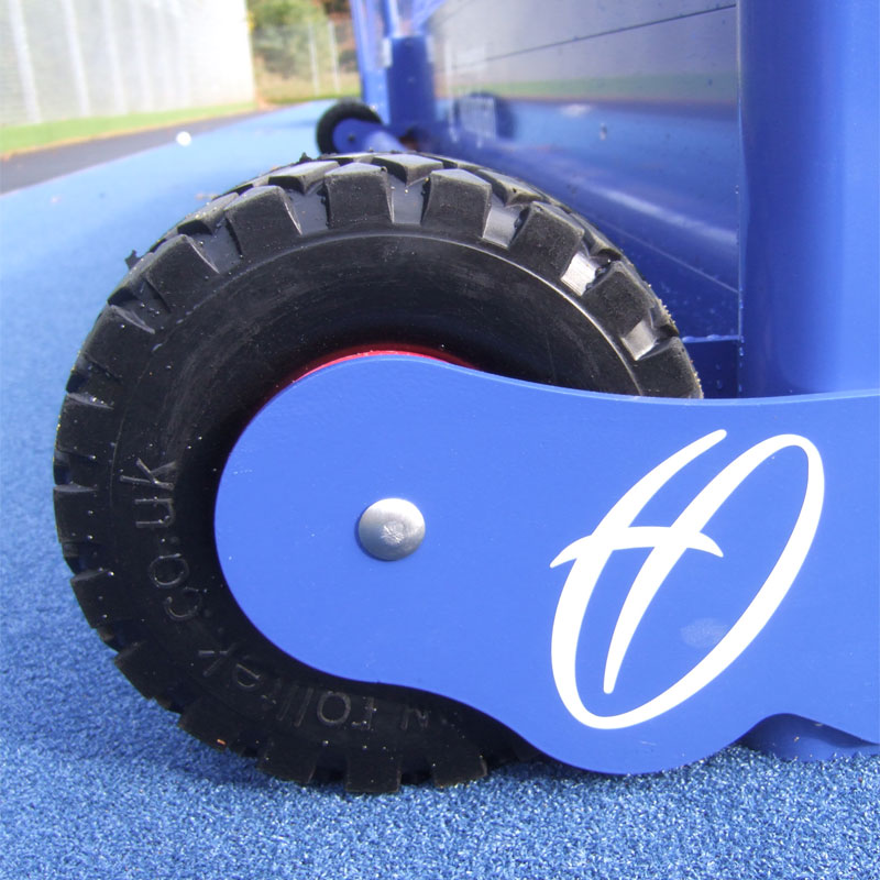 Harrod Sport Rio 2016 Integral Weighted Hockey Goal Posts