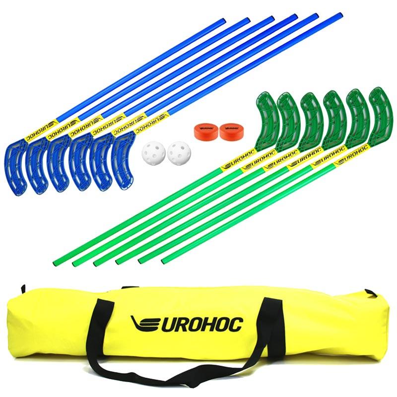 Eurohoc Floorball Standard Set