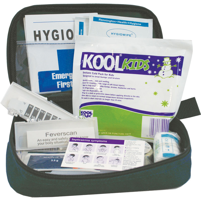 Koolpak KoolKids First Aid Kit