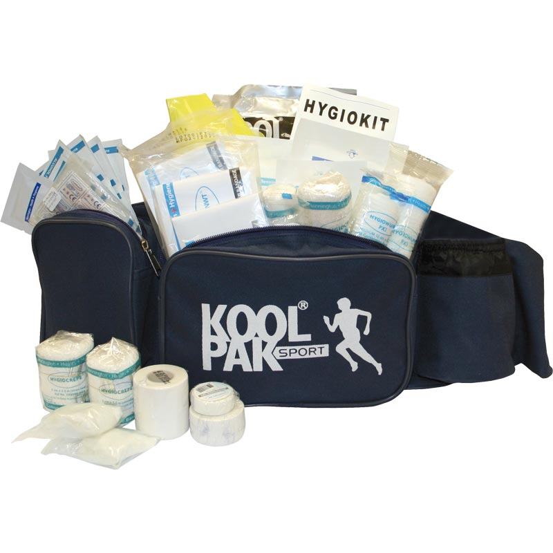 Koolpak Bum Bag Sports First Aid Kit