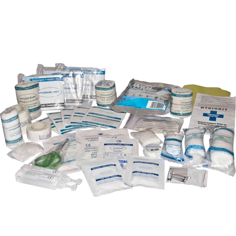 Koolpak Bum Bag Sports First Aid Kit Refill