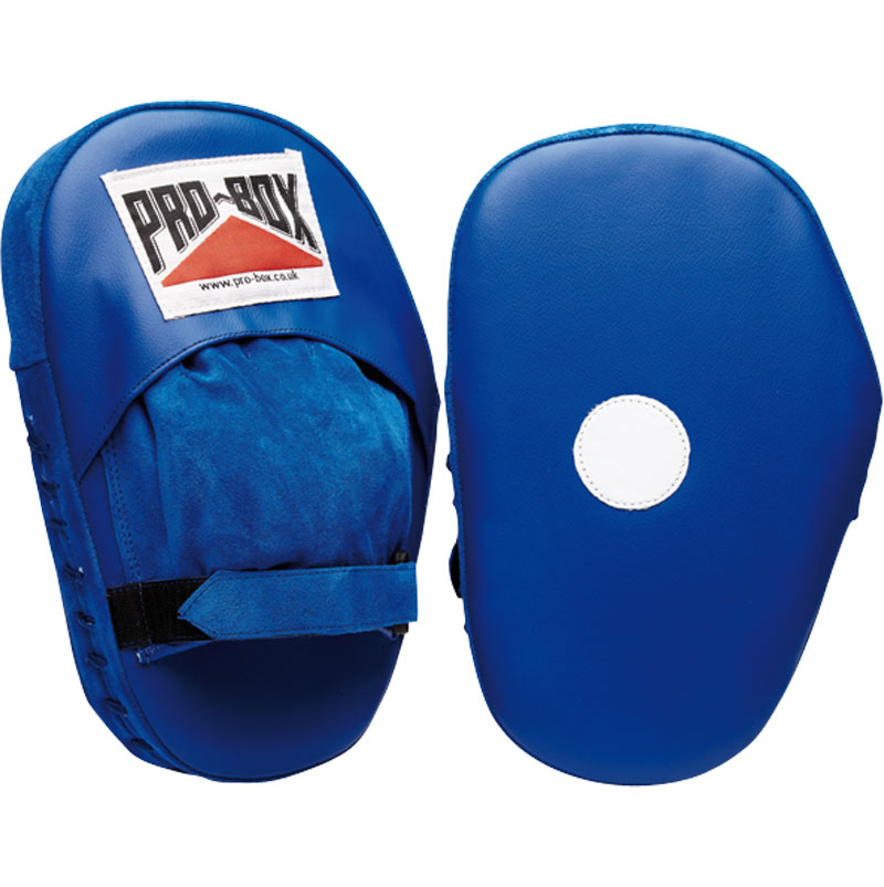 Pro Box Hook and Jab Pads Blue Collection