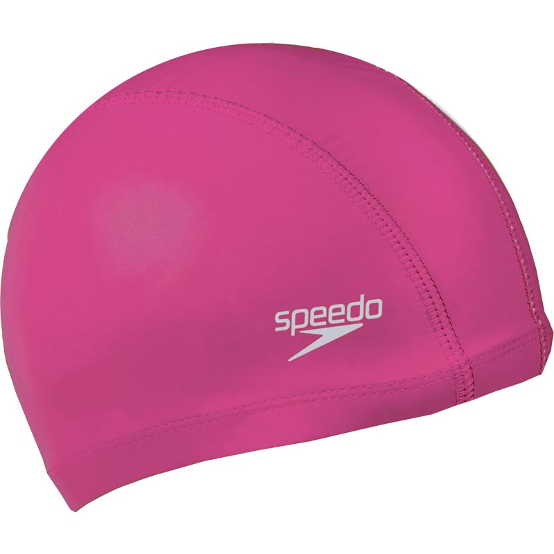 Speedo Pace Senior Swimming Cap Pink