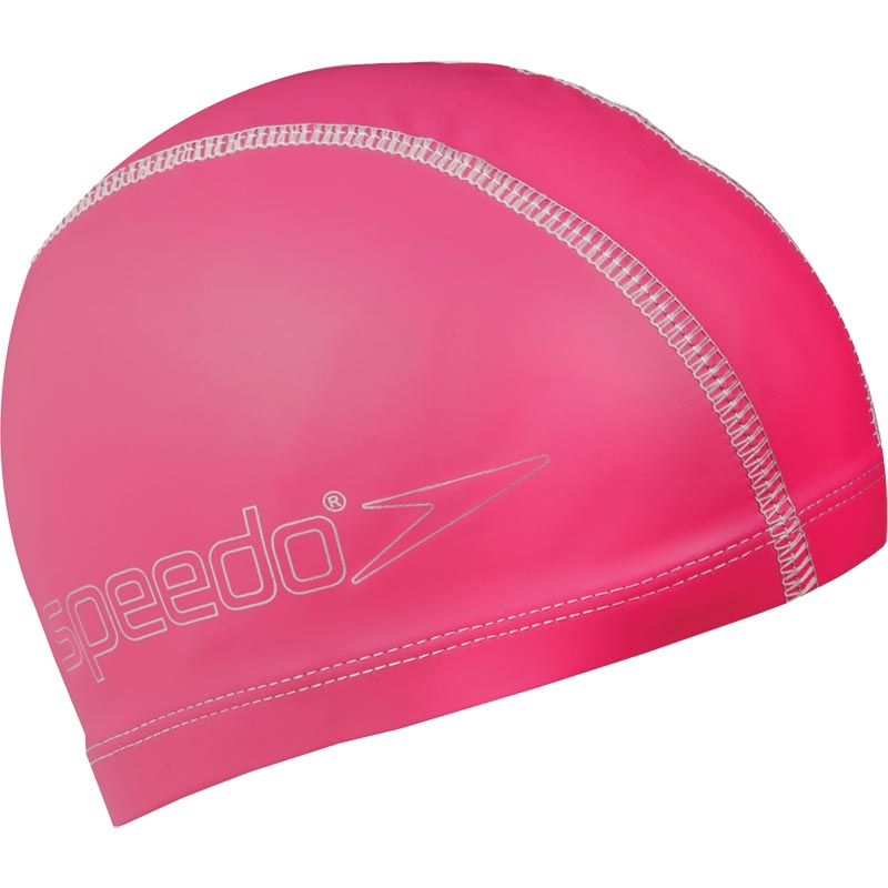 Speedo Junior Pace Swimming Cap Pink