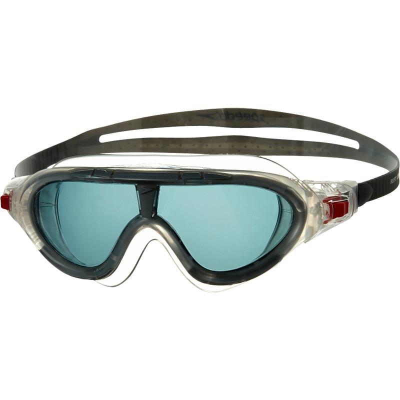 Speedo Junior Rift Swimming Mask Graphite/Smoke