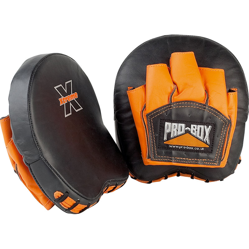 Pro Box Xtreme Cuban Style Hook and Jab Pads