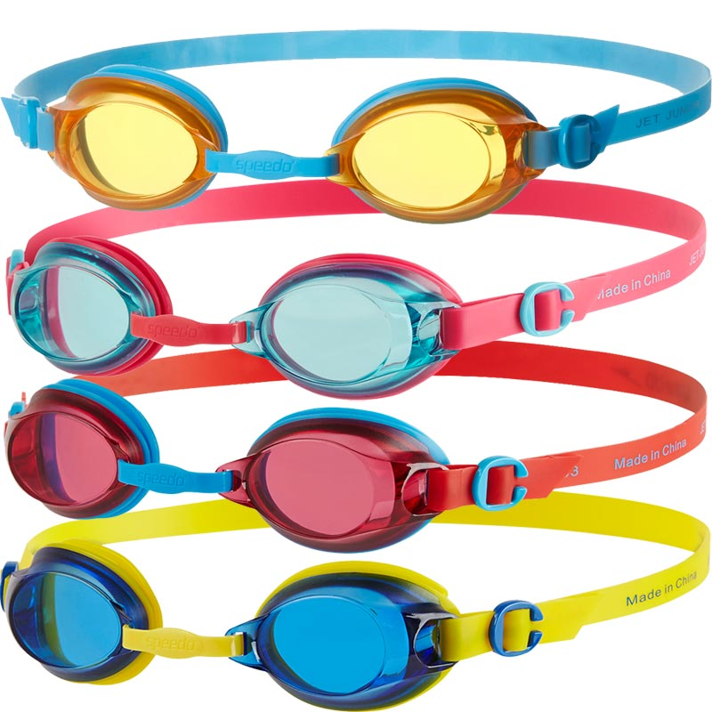 Speedo Junior Jet Swimming Goggles