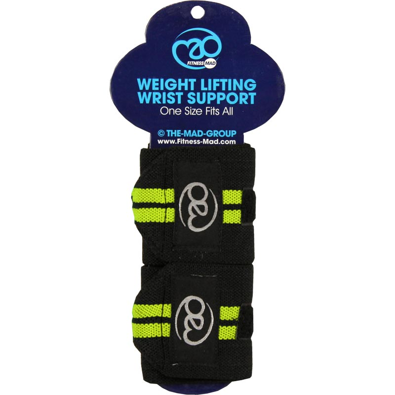 Fitness Mad Weight Lifting Support Straps