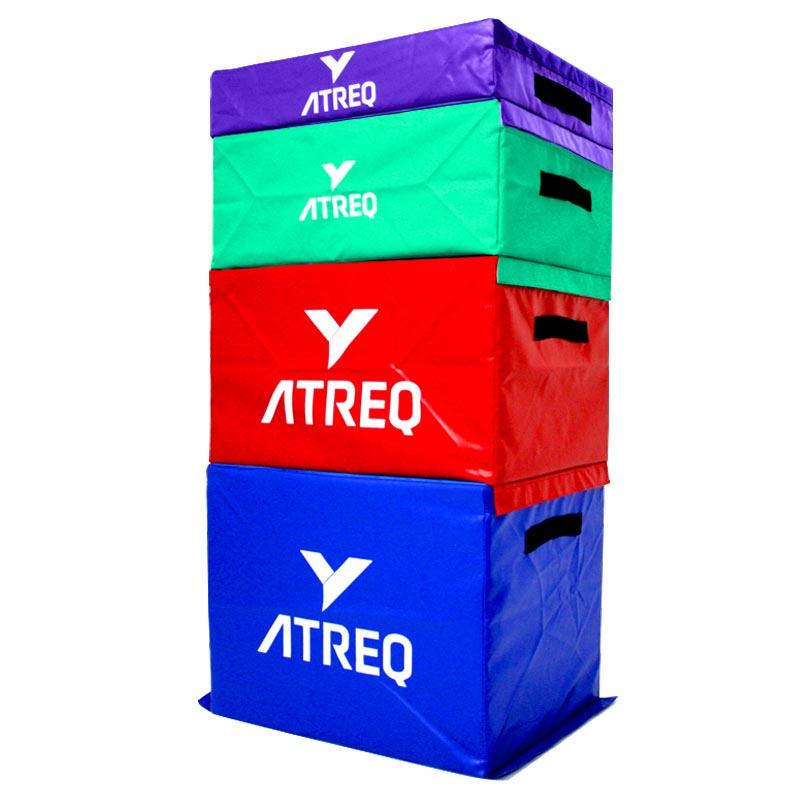 ATREQ Elite Soft Plyo Box