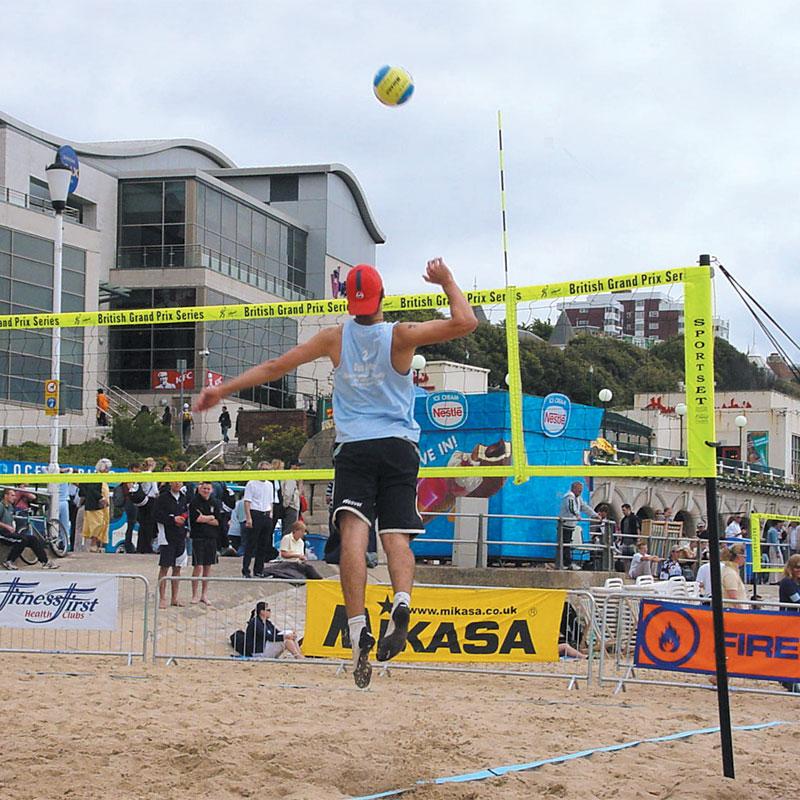 Harrod Sport Beach Volleyball Junior Conversion Kit