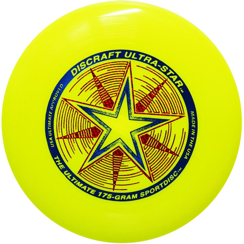 Ultimate UltraStar 175g from Discraft