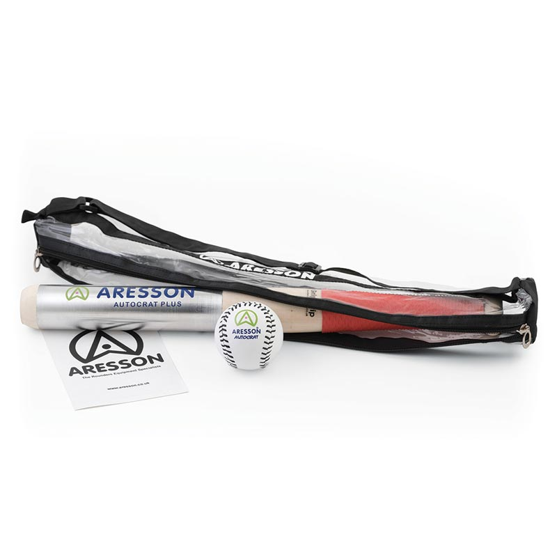 Aresson Autocrat Rounders Bat and Ball Pack