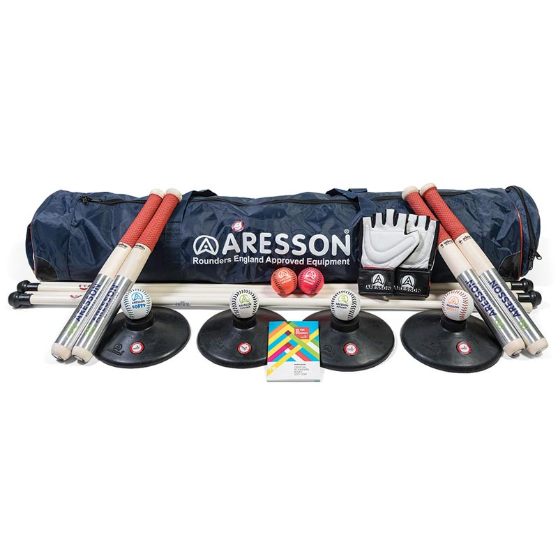 Aresson Club Rounders Set