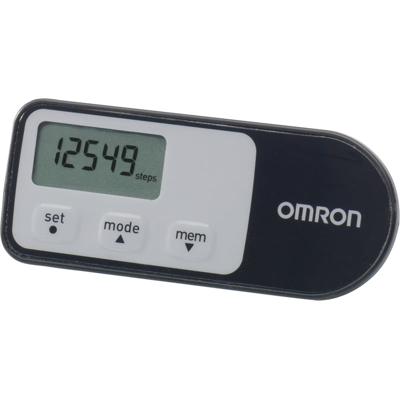 omron walking style one 2 1 step counter. Black Bedroom Furniture Sets. Home Design Ideas