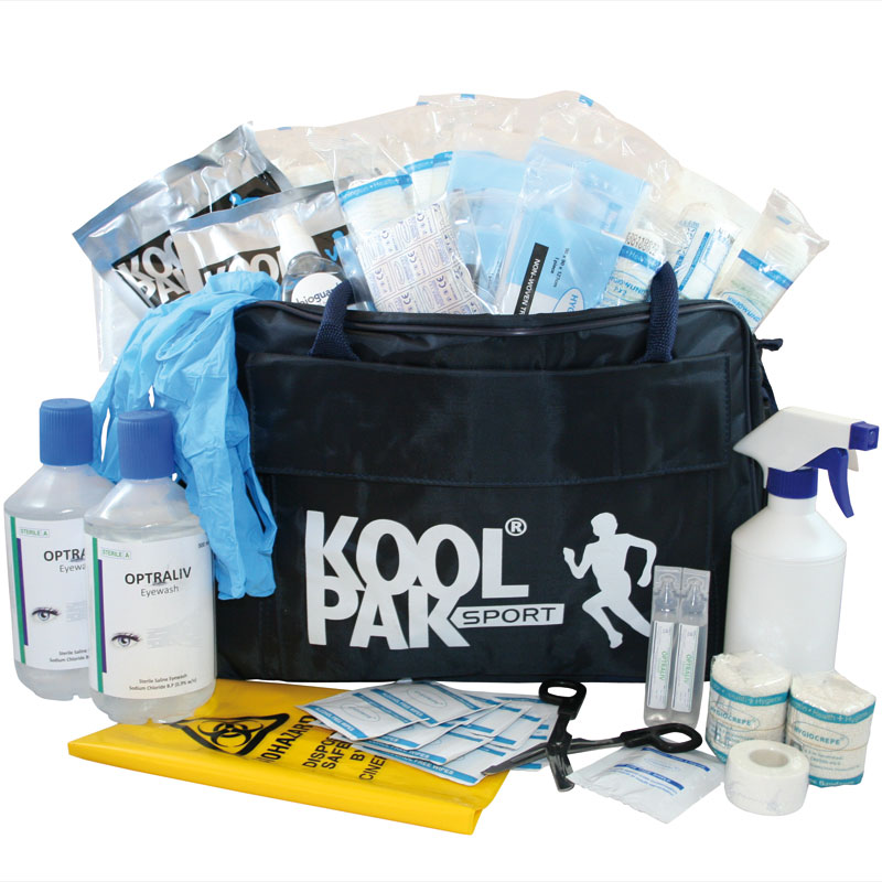 Koolpak FA Recommended First Aid Kit
