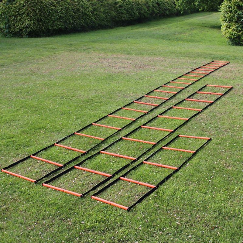 ATREQ Agility Round Rung Ladder