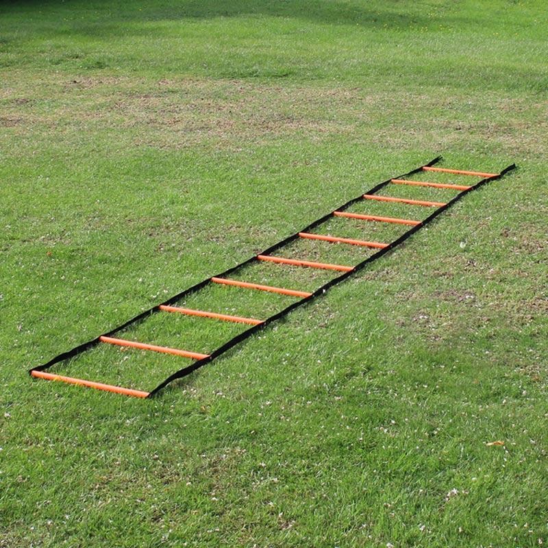 ATREQ Agility Round Rung Ladder 4 Metre