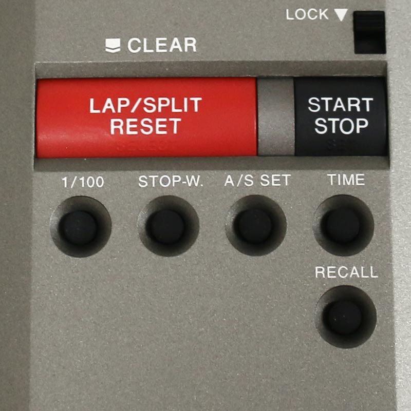Seiko S149 Printer Stopwatch