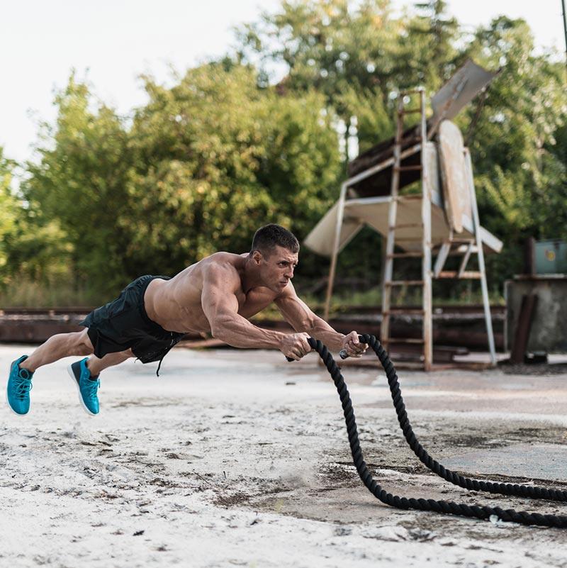 Apollo Battle Rope