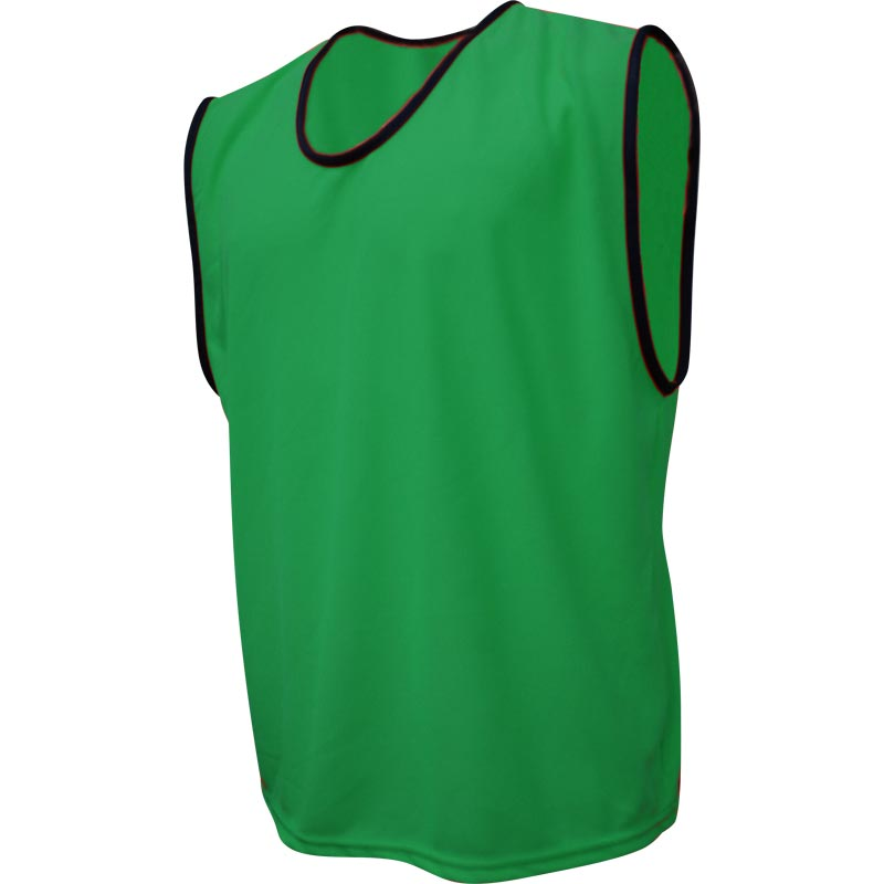 Newitts Printable Polyester Bib Green