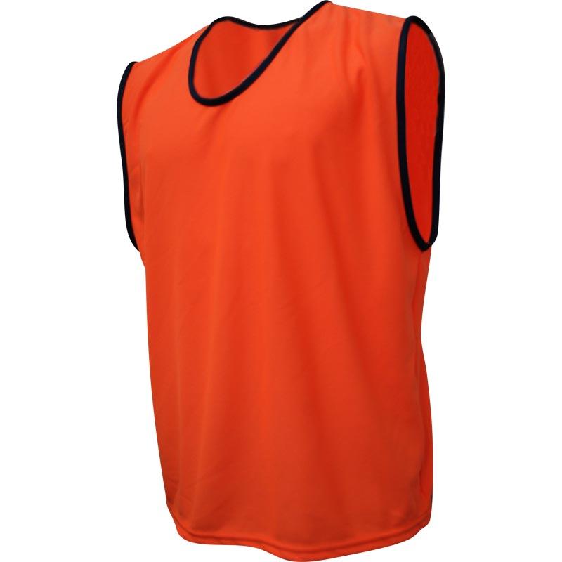 Newitts Printable Polyester Bib Orange