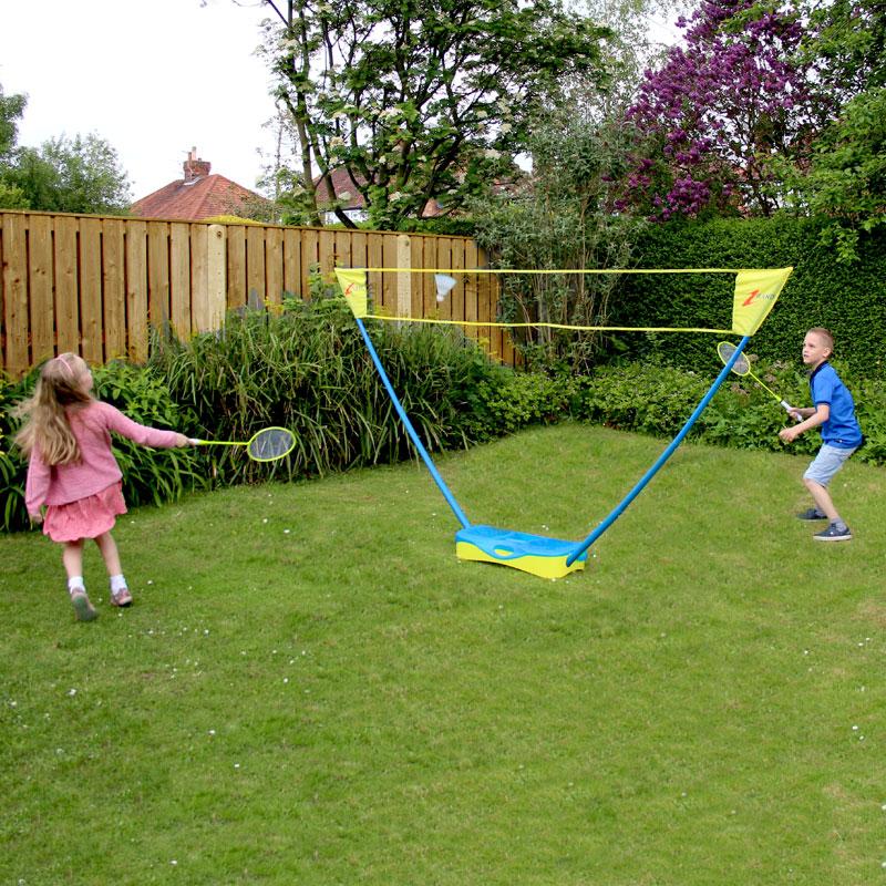 Ziland Badminton Posts Set
