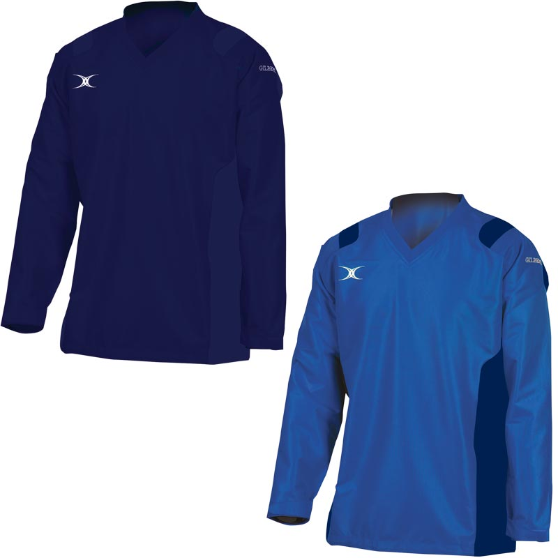 Gilbert Revolution Junior Warm Up Top