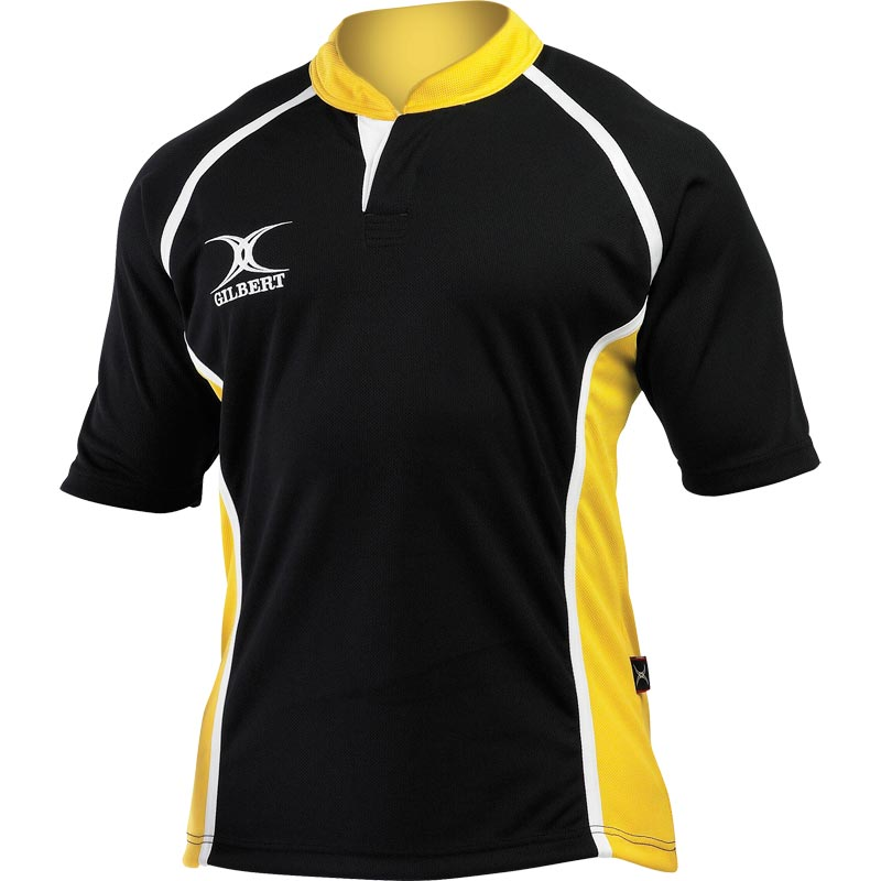Gilbert Xact Two Tone Junior Rugby Shirt