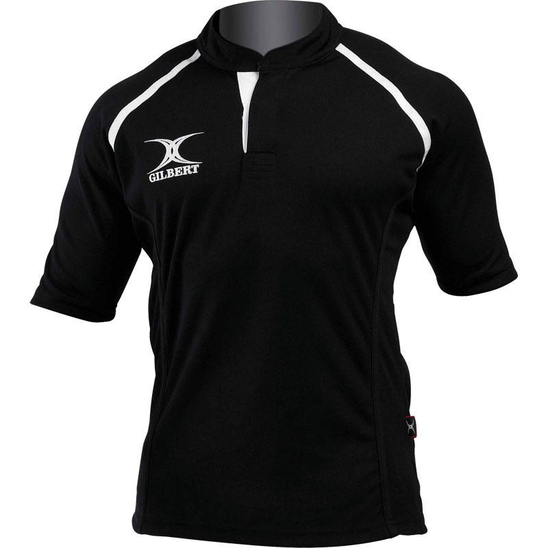 Gilbert Xact Plain Match Junior Rugby Shirt